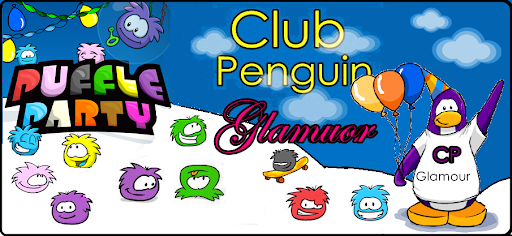 Club Penguin Glamour