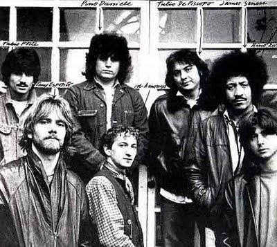 Pino Daniele band 1977