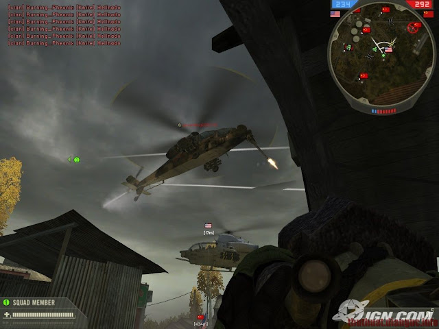 Download game bắn súng Battlefield 2 Full PC