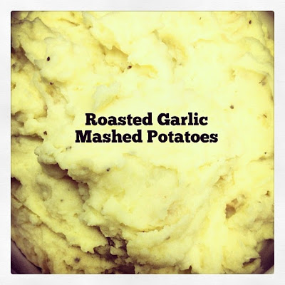 Life can be simple: Roasted Garlic Mashed Potatoes