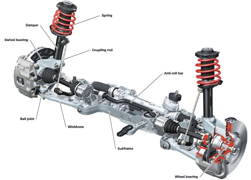 Audi a4 b5 avant tuning parts 16