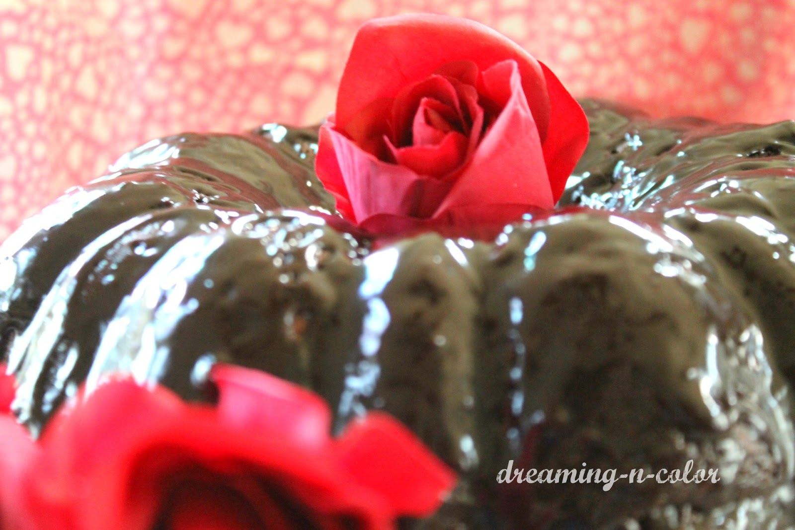 Cake With Chocolate Pudding Mix : dreamingincolor: Betty Crocker Chocolate Cake with Pudding Mix
