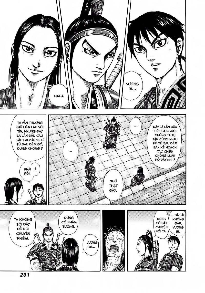 Kingdom - Vương Giả Thiên Hạ Chapter 250 page 12 - IZTruyenTranh.com