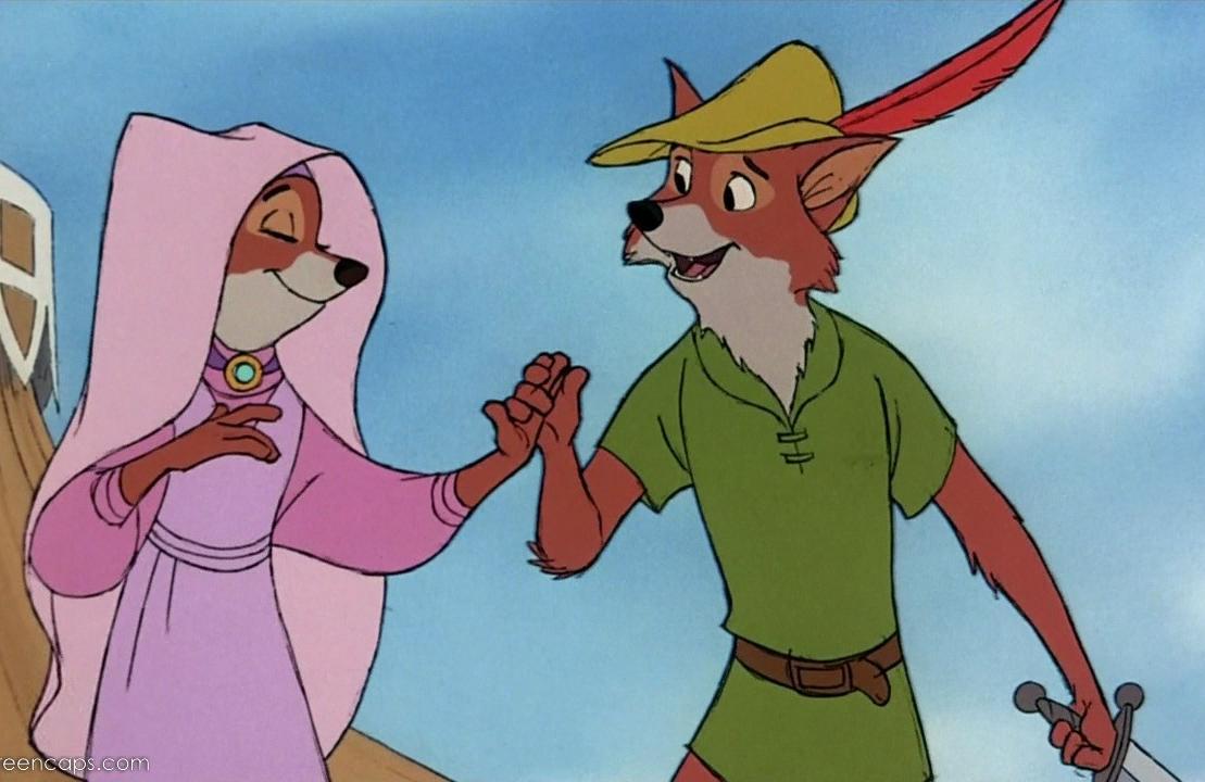 Maid Marian Robin Hood