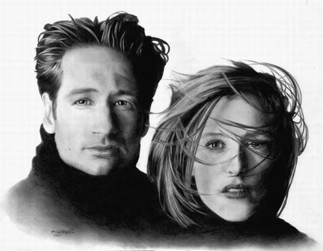 Best Celebrity Pencil Sketch 08