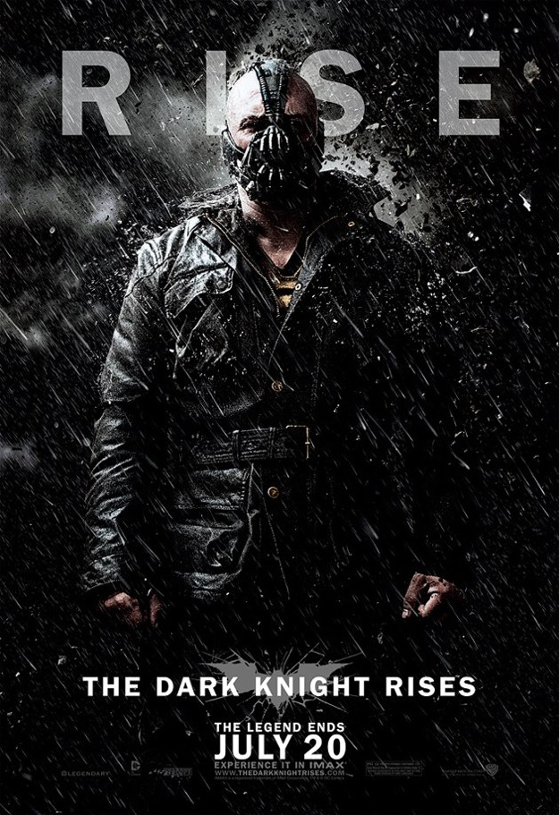 "SNEAK PEEK: ""The Dark Knight Rises"": ""Batman', 'Bain' and 'Selina Kyle ..."