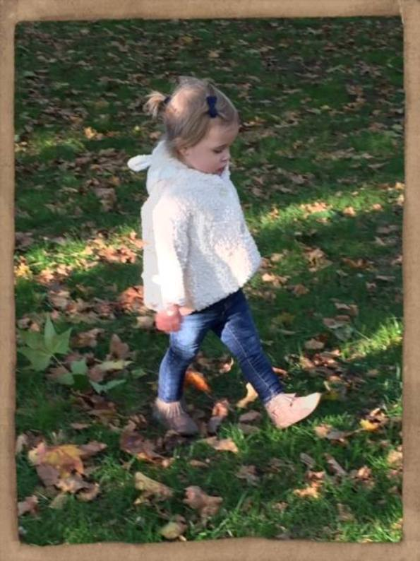 Princess Madeleine Shared A New Photo Of Princess Leonore