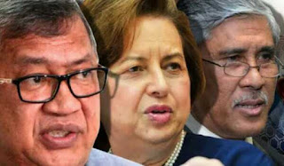 Konspirasi Tidak Menjadi Kerana Najib Berpengalaman Dengan Politik Kotor Mahathir