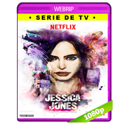 Marvels Jessica Jones (2015) Temporada 1 Completa WEBRip 1080p Audio Dual Latino-Ingles