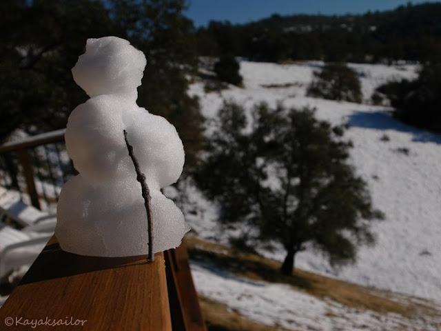 Suicidal snowman - Selvmordstruet snemand