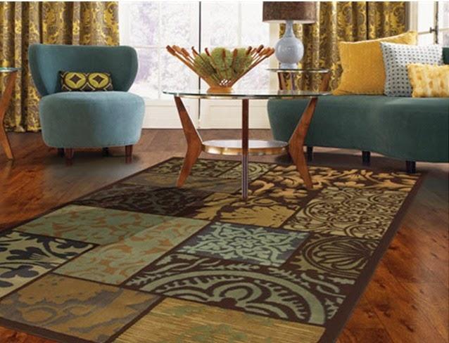 letak karpet
