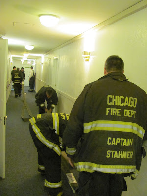 Rogers Park fire inspection