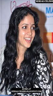 Lavanya Tripathi Chick Shampoo model