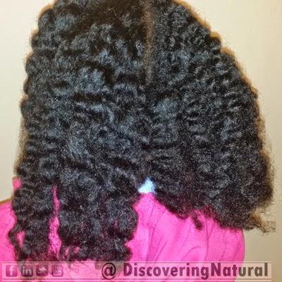 Dull Natural Hair
