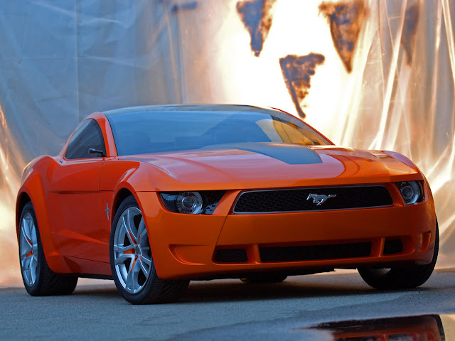 Cars Ford Mustang Giugiaro (2010) Photo Gallery Wallpapers