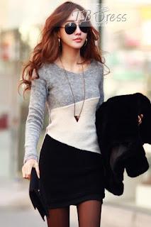 http://www.tbdress.com/product/Contrast-Color-Long-Sleeve-Round-Neck-Cotton-Sheath-Dress-11029156.html