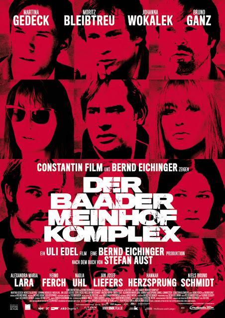 Ulrike Meinhof y la Fraccion del Ejercio Rojo Der+baader