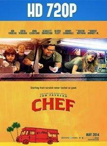 Chef 720p Subtitulado 2014