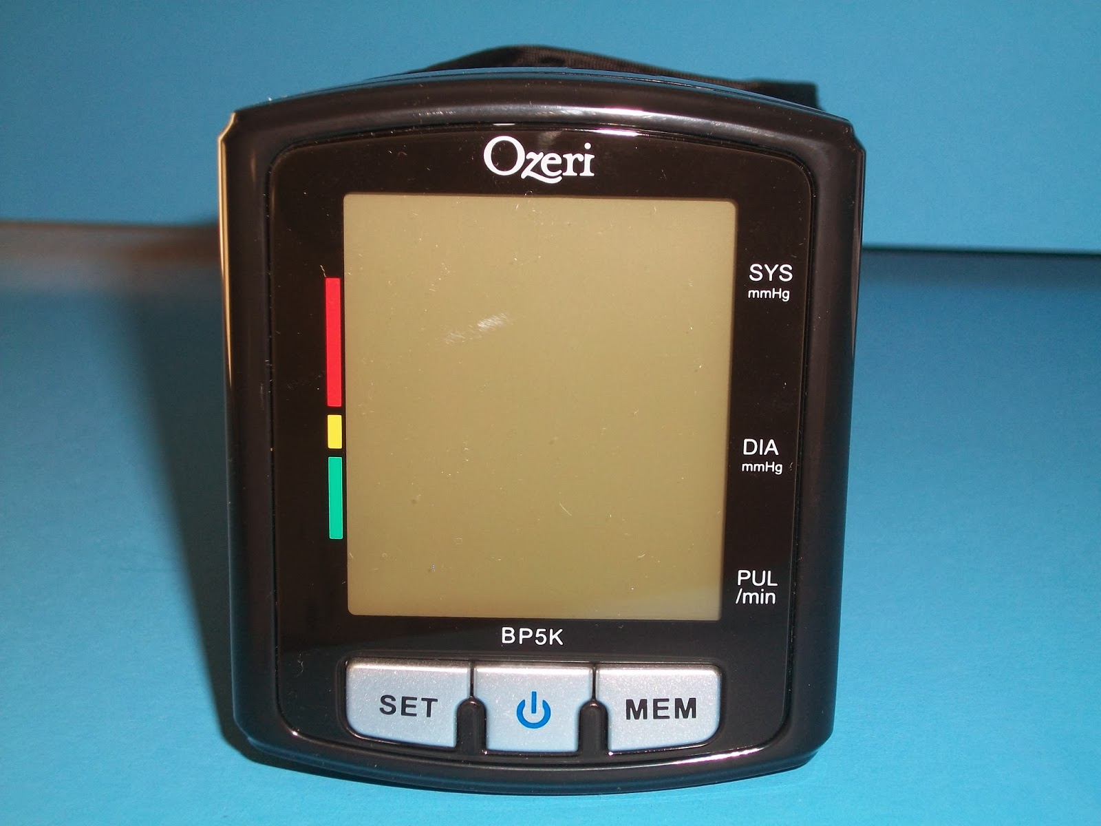 sunmark digital blood pressure monitor instructions