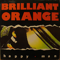 Brilliant Orange - Happy Man ep (1985, Zulu)