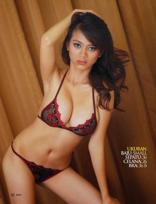 Models Lingerie Bikini : Galeri Foto Seksi Hot Yolanda Di ...