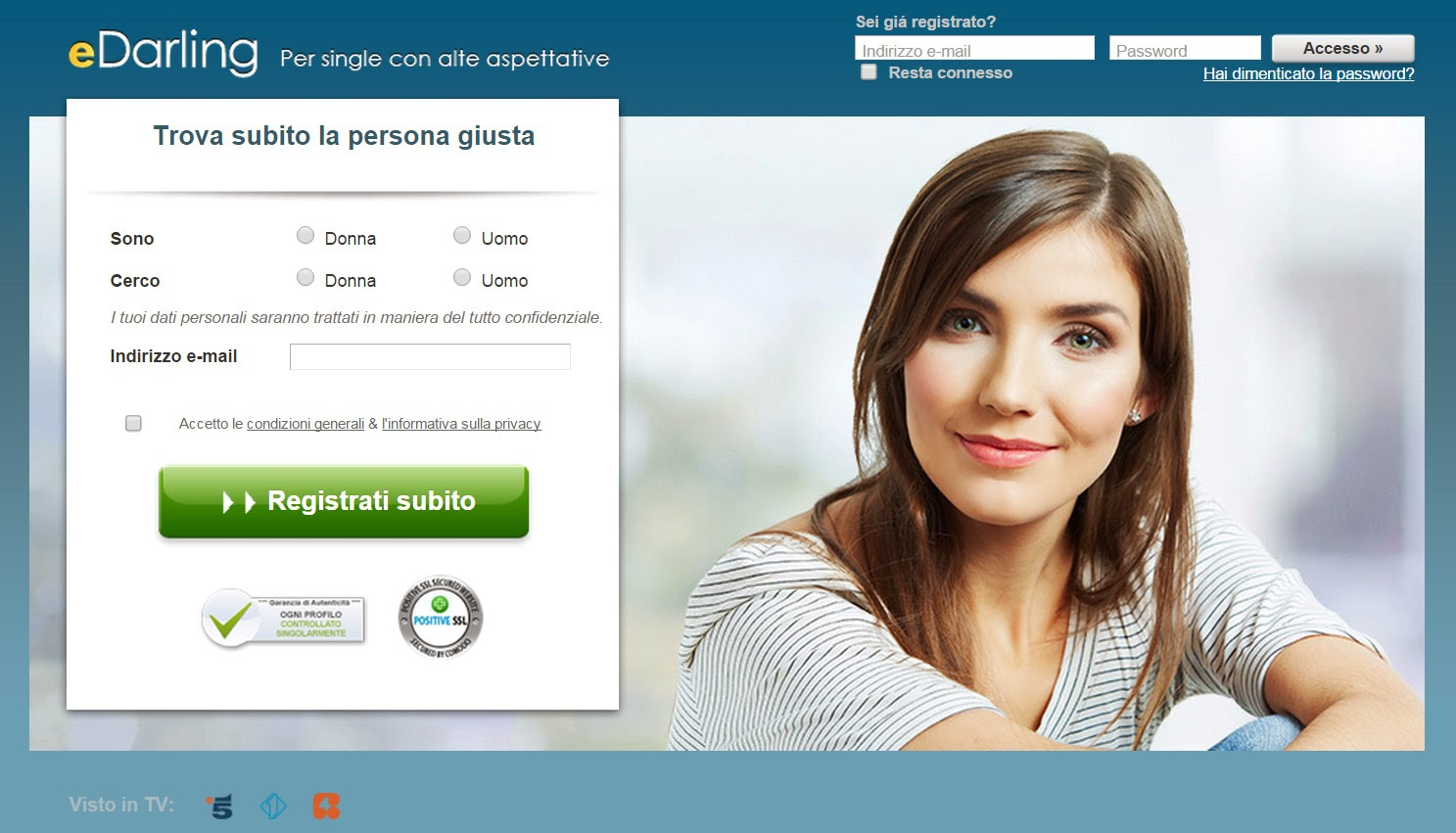fantasie di coppia incontrare donne su internet