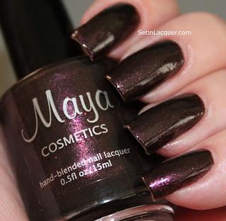 Maya Cosmetics - Smolder
