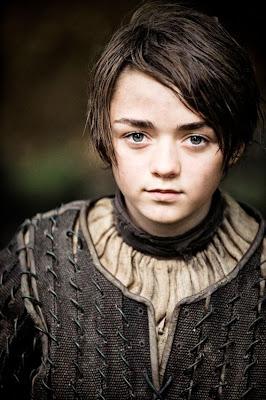 Arya Stark nombre mas crece en USA - Juego de Tronos en los siete reinos