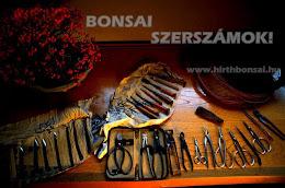 BONSAI SZERSZÁMOK - KATT A KÉPRE!