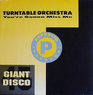 Cover Album of Turntable Orchestra / You\'re Gonna Miss Me
