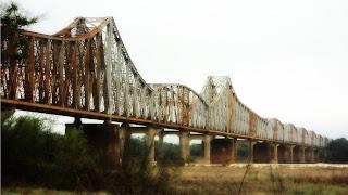 A Antiga Ponte do Trem, em Cacequi