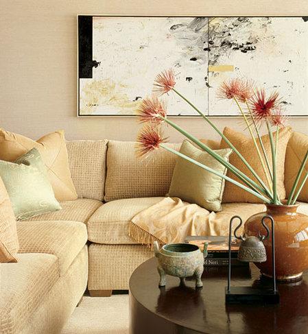 Marcela padilla feng shui feng shui en la sala de estar - Feng shui living room arrangement ...