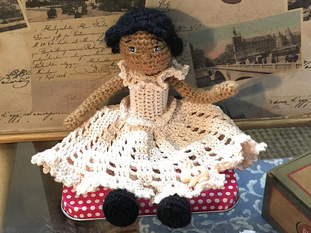 Crochet Hitty by Joyce