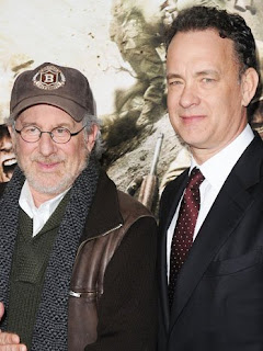 hanks and spielberg