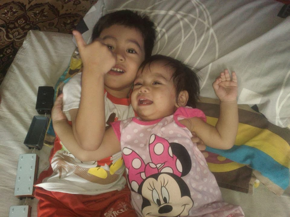 My lovely kiddos