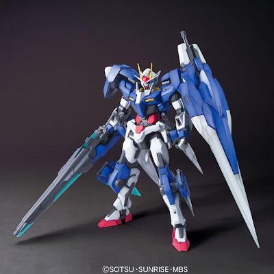 MG Gundam 00 Seven Sword/G