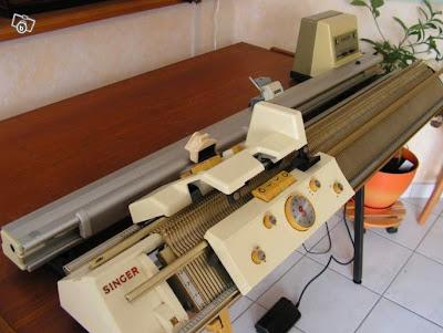 knitting machine manual