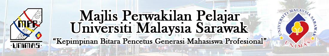 Majlis Perwakilan Pelajar Universiti Malaysia Sarawak 2012/2013