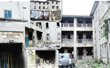 SHOCKING:Police Barracks In Ebute Metta Turns Rapists, Hemp Smokers' Den