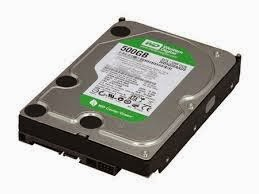gambar harddisk 500 GB