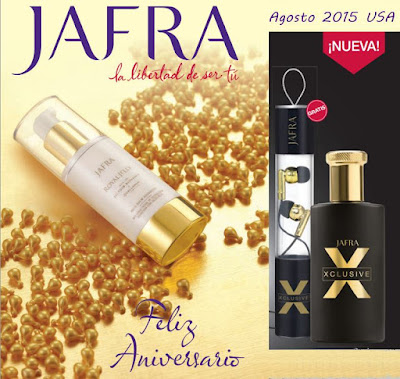 Catalogo Jafra USA Agosto 2015