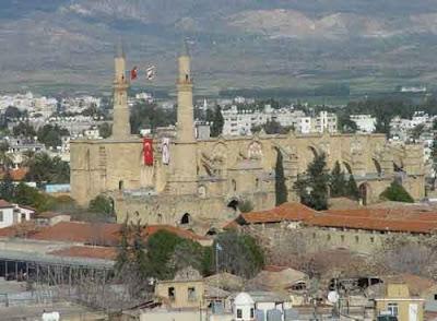 Chipre turismo, capital Nicosia