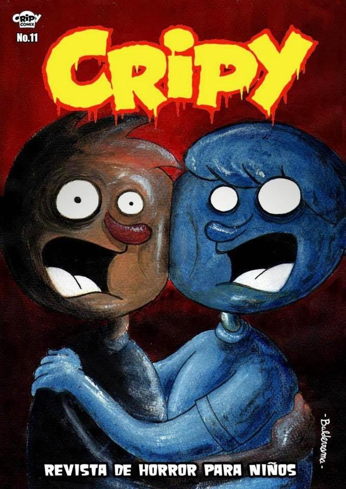 Tapa revista Cripy