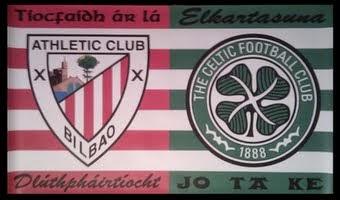 Pancarta Athletic - Celtic - 26€