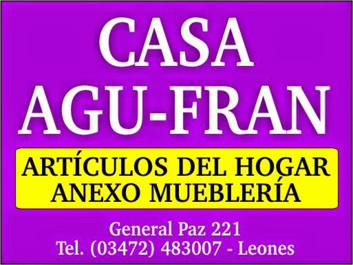 Casa Agu-Fran