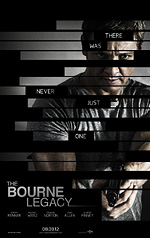 the bourne legacy - there was never just one