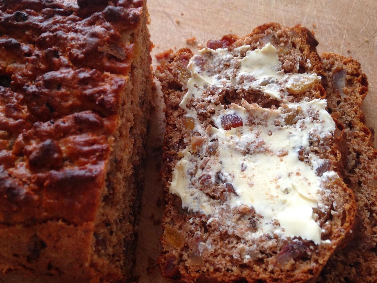 Date & Walnut Loaf