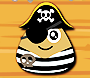 Pou Pirates Shot