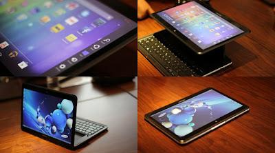 Samsung Ativ Q - Tablet Dual OS