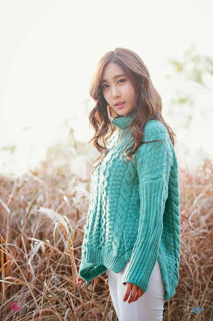 5 Im Min Young outdoor - very cute asian girl-girlcute4u.blogspot.com